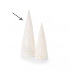 """Свещник с LED светлина """"NEVE"""" - L размер - philippi"""