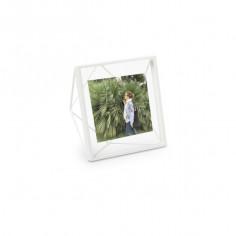 "Рамка за снимки ""PRISMA"" - цвят бял - 10х10см - UMBRA"