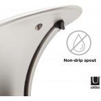 """Сензорен диспенсър за сапун """"OTTO"""" - 250 мл - цвят никел - UMBRA"""