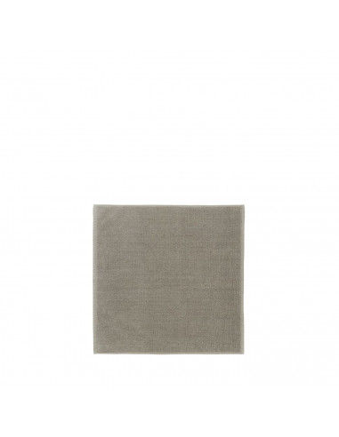 Постелка за баня PIANA - цвят слонска кожа -55х55 см - BLOMUS