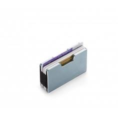 Органайзер за кредитни карти със защита COOPER  - цвят сив - PHILIPPI