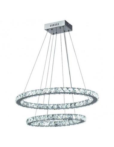 LED пендел Crystal - 30 W, димируем