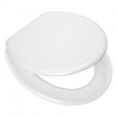 Тоалетна седалка - бяла, MDF