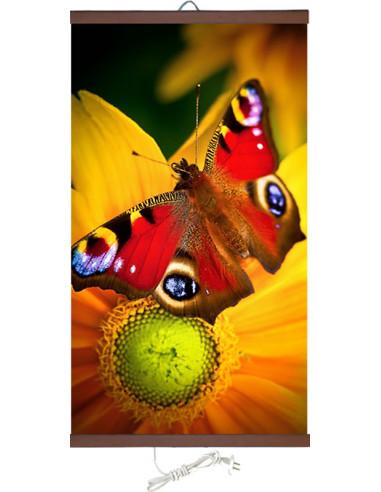 Инфрачервен нагревател - 450W, тип картина Пеперуда