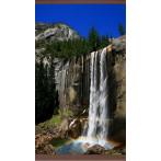 Инфрачервен нагревател - 450W, тип картина Планински водопад
