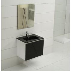 PVC мебел за баня Ения