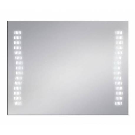 Огледало - 90 x 70, с вградено осветление