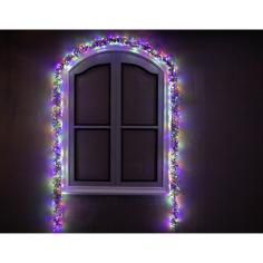 Коледна LED верига - RGB, 768 светодиода