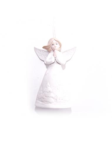 Коледна фигурка, Ангелче със звънче