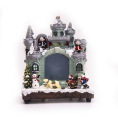 Замъкът на Дядо Коледа