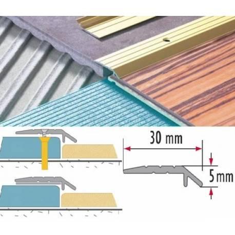 Преходни лайсни AL/LPS -CO-10 (сребро), 1 м, 30 мм