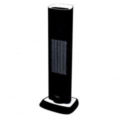 Керамична вентилаторна печка, 2000 W черен