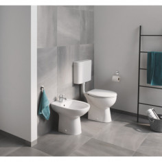 Imagén: Стояща тоалетна без ръб Grohe Bau Ceramic