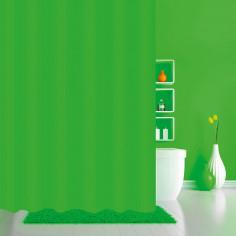 Текстилна завеса за баня Green
