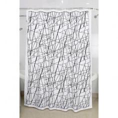 Текстилна завеса за баня Zickzack