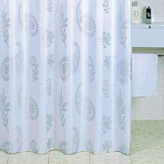 Текстилна завеса за баня Flower, 180х200 см