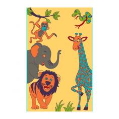 Детски килим Джунгла - 2...