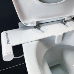 Приставка биде за тоалетна Popodusche NB06, без ток