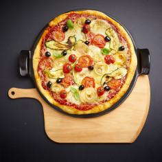 Подаръчен сет аксесоари за пица от две части - EMILE HENRY