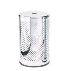 Кош за пране Ø36 см, неръждаема стомана