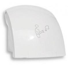 Електрически сешоар за ръце със сензор, 1500 W, бял