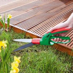 Ножица за трева Gardol, въртяща се глава