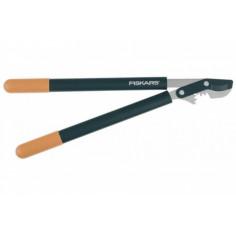 Овощарска ножица Fiskars LX92, зъбчат механизъм и разминаващи се остриета