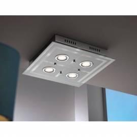 LED плафон с дистанционно