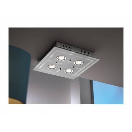 LED плафон с достанционно