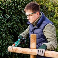 Imagén: Акумулаторен градински трион Bosch Keo