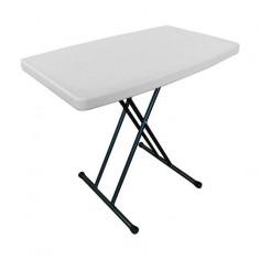 Бяла маса 45x50 см - сгъваема