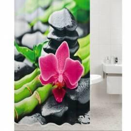 Завеса за баня 180 x 200 см, текстилна
