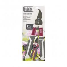 Imagén: Комплект градински ножици BLACK & DECKER