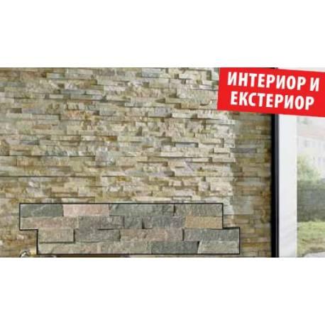 Естествен камък - 10 x 40 см