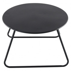 Градинска маса - Ø60 см, 41,5 см, стомана