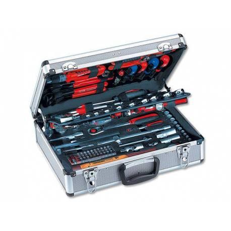Куфар с инструменти 127 части