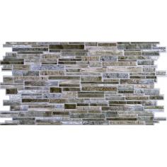 PVC пано Gray - 97,7х49,6 см