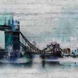 Фототапет London, 4 части, 368х127 см