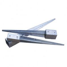 Втулка за подов монтаж - 71х71х900 мм