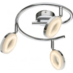 LED спот Penelope, 3x240 lm, Ø250 мм