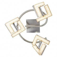 LED спот Square Crystal, 3x4 W