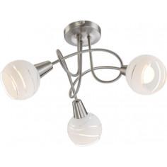 LED плафон Elliott, Globo, E14, 3x4 W