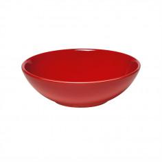 """Керамична купа за салата """"SMALL SALAD BOWL"""", малка - Ø 22 см - цвят червен - EMILE HENRY"""