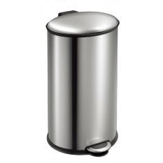 """Кош за отпадъци с педал  """"ELLIPSE""""- 40 литра - мат - EKO"""
