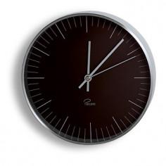 "Стенен часовник ""TEMPUS"" - цвят черен - PHILIPPI"