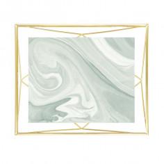 "Рамка за снимки ""PRISMA"" - цвят месинг - 20х25см - UMBRA"