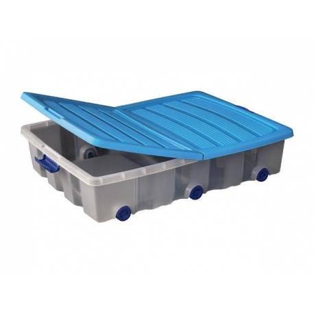 Кутия с колелца - 80x60x17 sm