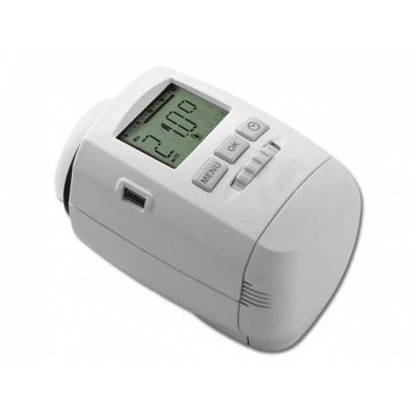 Електронен програмируем регулатор за радиатори
