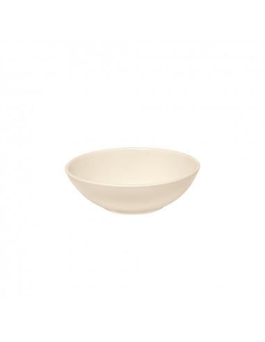 """Керамична купа за салата """"INDIVIDUAL SALAD BOWL"""" - Ø 15,5 см - цвят екрю - EMILE HENRY"""