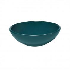 """Керамична купа за салата """"SMALL SALAD BOWL"""", малка - Ø 22 см - цвят синьо-зелен - EMILE HENRY"""